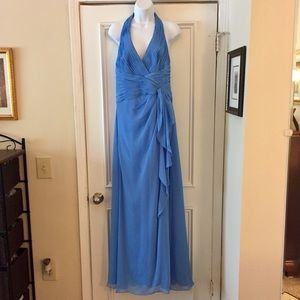 Formal Halter Gown - Wedding, Prom, Cruise